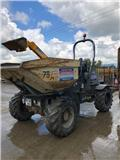 Terex PS 6000, 2007, Dúmpers de obra