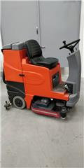 Hako B 100 R, 2008, Scrubber dryers