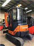 Hitachi ZX 27 U, 2009, Mini excavadoras < 7t