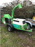 Greenmech Eco-Arbourist, 2005, Wood chippers