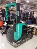 Mitsubishi RB16NH, 2011, Reach truck