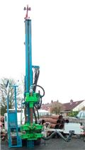 Comacchio MC 450, 2007, Heavy drills