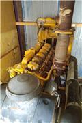 Hanomag 250 KVA, 1987, Dizel generatori