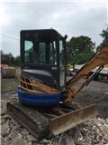 Case CX 27 B, 2008, Mini excavators < 7t (Mini diggers)
