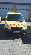 Peugeot Expert, 2012, Transporterek