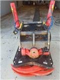 Rototilt RT80, Rotadores