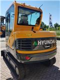 Hyundai Robex 55-9 A, 2017, Miniexcavadoras