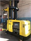Hyster C1.5 Very Narrow Aisle, 2014, High lift order picker