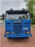 Scania 142, 1981, Otros camiones