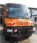 Unimog U300, 2000, Maquinaria para servicios públicos