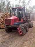 Valmet 840, 2001, Forwardery