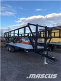 Palmse B 3800 12 Ton, Balenwagens