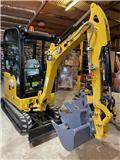 Caterpillar 30, 2021, Mini excavators < 7t (Mini diggers)