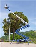 Ruthmann Bluelift SA26, 2020, Telescopic boom lifts