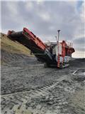 Sandvik UH 440 i, 2013, Iseliikuvad purustid
