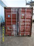 Braun Container Open-Top Container, 2004, Schiffscontainer
