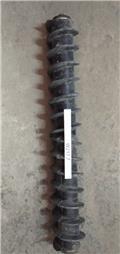 Scrapers Pulley Conveyor 6255, Engines