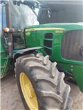John Deere 6830 Premium, 2008, Traktorji