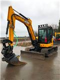 JCB 85Z-1, 2014, Mini excavators  7t - 12t