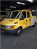 Iveco Daily 65 C 15, 2002, Recovery vehicles