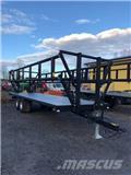 Palmse B 3800 12 Ton, Paalivaunut
