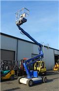Upright SP37, 1996, Articulated boom lifts