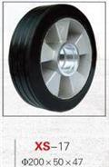 鑫赛 XS-17, 2019, Tires, wheels and rims