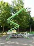 Ommelift 2300 EBBZX, 2012, Trailer Mounted Aerial Platforms