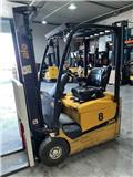 Yale ERP13VC, 2015, Electric Forklifts