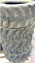 Bobcat 12 16,5, 2009, Tyres