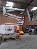 Airo SG 1400, 2006, Articulated boom lifts