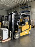 Yale ERP30VL, 2014, Electric Forklifts