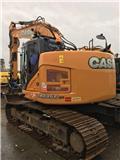 CASE CX 235 C SR, 2016, Excavadoras sobre orugas