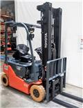Toyota 8FBMK16T, 2016, Electric Forklifts