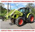 CLAAS Arion 410, 2013, Tractors