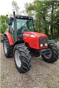 Massey Ferguson 6455, 2007, Traktori