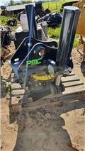 PMC Käänduv kiirkinnitus S-60 H, 2020, Excavadoras sobre orugas
