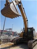 Caterpillar 336, 2015, Crawler Excavators