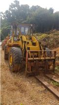 Caterpillar 966, 1973, Wheel Loaders