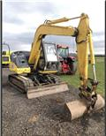 Sumitomo SH60, 1997, Mini excavators < 7t (Mini diggers)