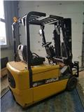 Caterpillar EP 20 KT, 2005, Electric forklift trucks
