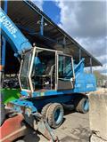 Fuchs MHL 331, 2003, Waste / Industry Handlers