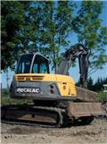 Mecalac 714 MC, 2006, Excavatoare pe senile