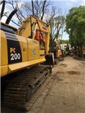 Komatsu PC200-8, 2012, Crawler excavators