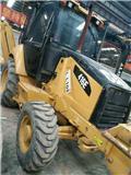 Экскаватор-погрузчик Caterpillar 416 E, 2016 г., 13000 ч.