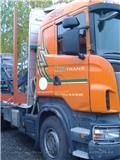 Scania R 420, 2005, Transportes de madera
