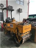 Ingersoll Rand DD 22, 1997, Twin drum rollers