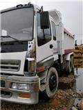 Isuzu dump truck, 2013, Mga site dumpers