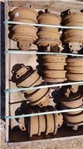Berco CA 383, Rupsbanden, kettingen en onderstel