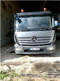 Mercedes-Benz Atego, 2017, Hook lift trucks